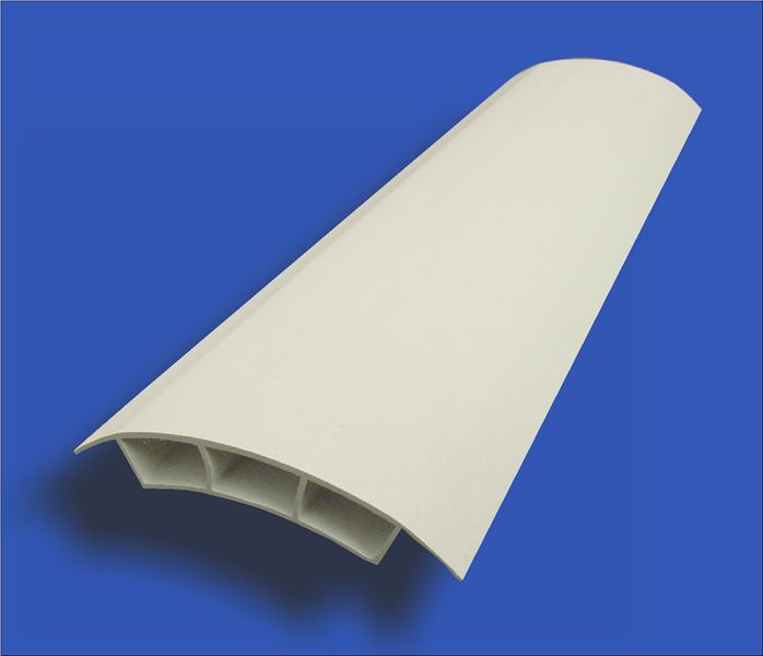 Item p0245 45 degree spa panel corner trim on - Aep exterior electrical line coverage ...