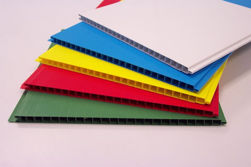 1 2 Inch Interlocking Wall Amp Ceiling Liner Panels On