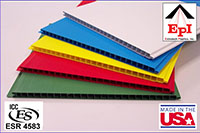 P1300 Colored Liner Panels